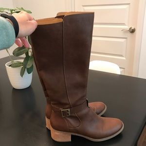 Korks 6.5 Women's Fall Leather Boot